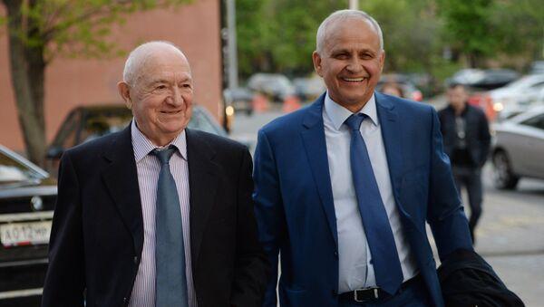 Президент Союза ветеранов футбола России Александр Мирзоян - Sputnik Армения