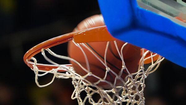 Баскетбол. Евролига. Матч Химки - Олимпия - Sputnik Армения