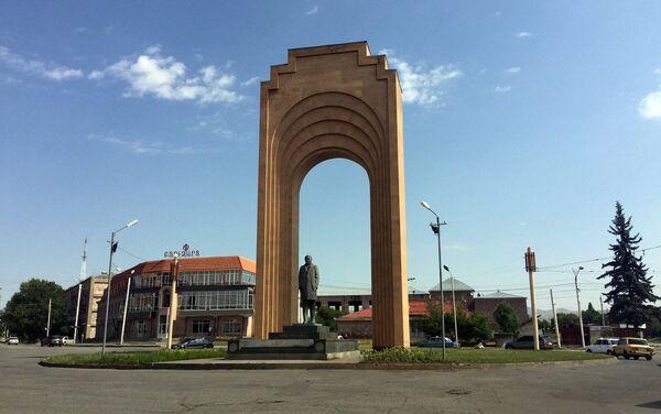 Памятник Шарлю Азнавуру - Sputnik Армения