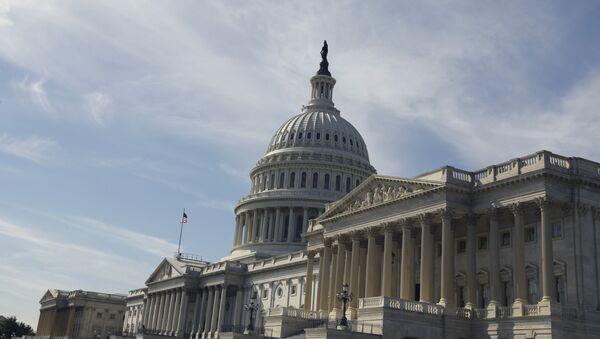 Капитолий Вашингтона - Sputnik Армения