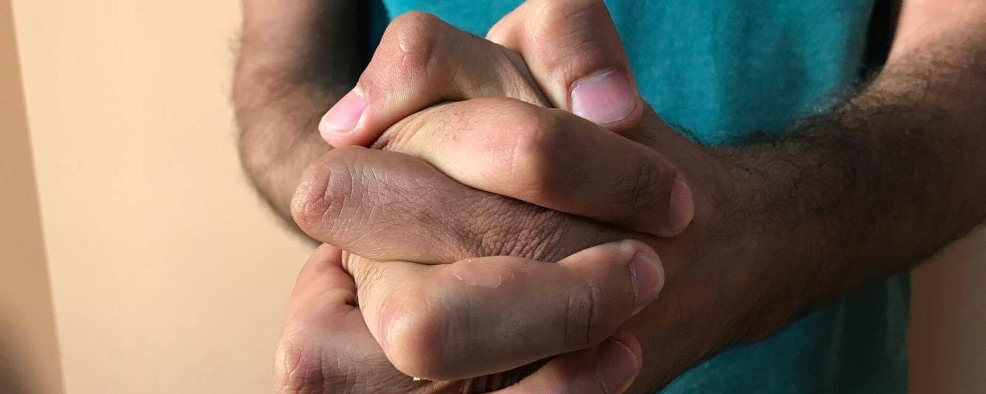 Руки, пальцы - Sputnik Արմենիա, 1920, 19.09.2021
