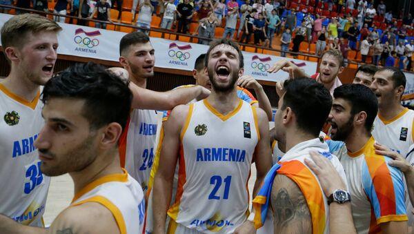 Сборная Армении по баскетболу - Sputnik Армения