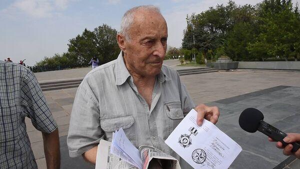 Нерсес Симонян - Sputnik Армения
