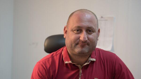 Сурен Саргсян в гостях у радио Sputnik Армения - Sputnik Արմենիա