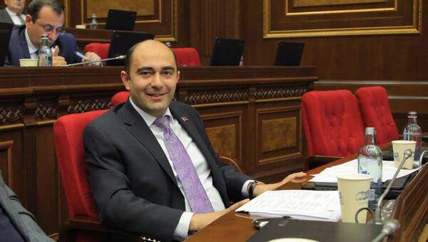 Эдмон Марукян - Sputnik Արմենիա