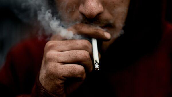 Курение сигарет - Sputnik Արմենիա