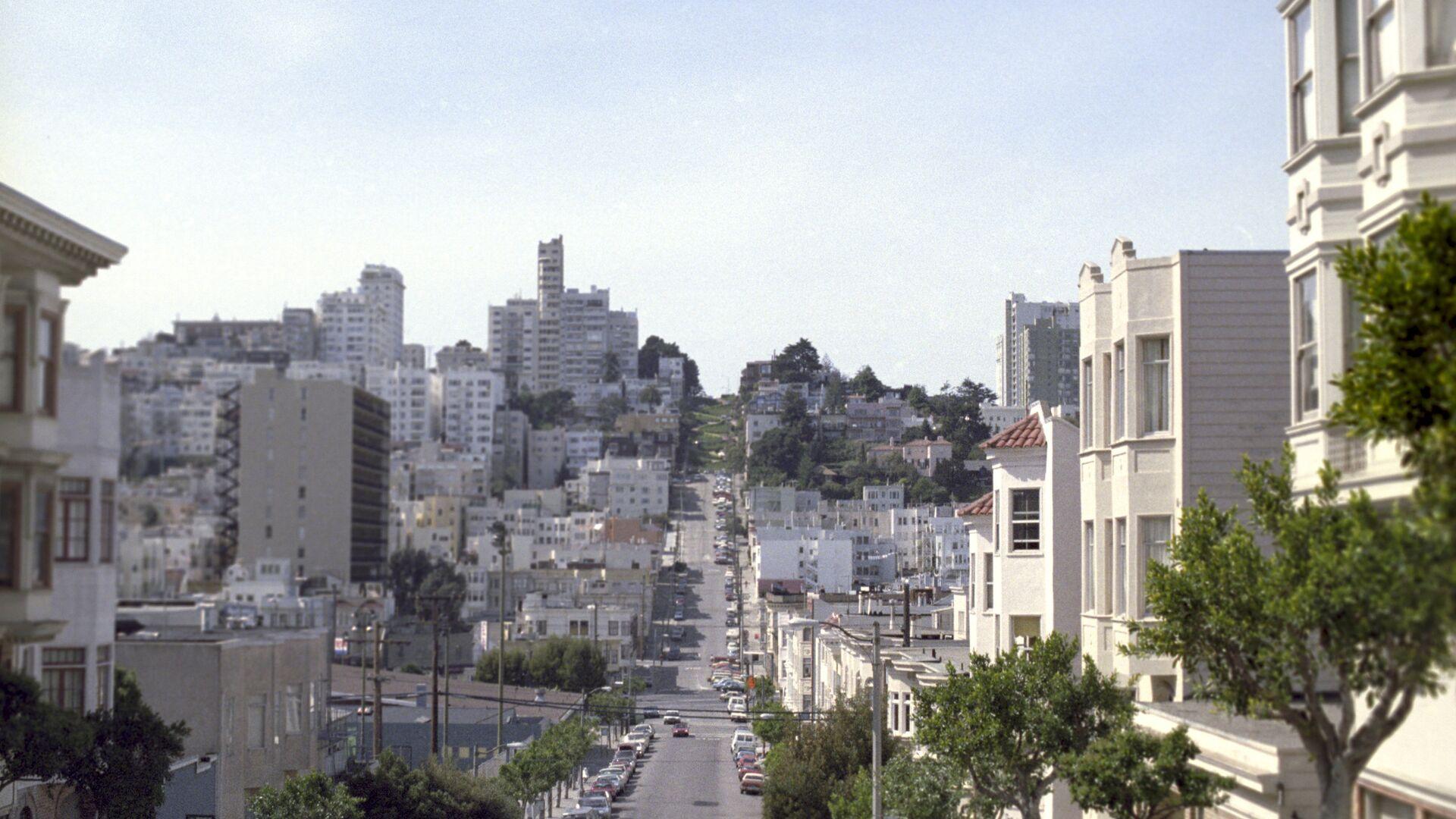 Вид на город Сан-Франциско - Sputnik Армения, 1920, 16.02.2021