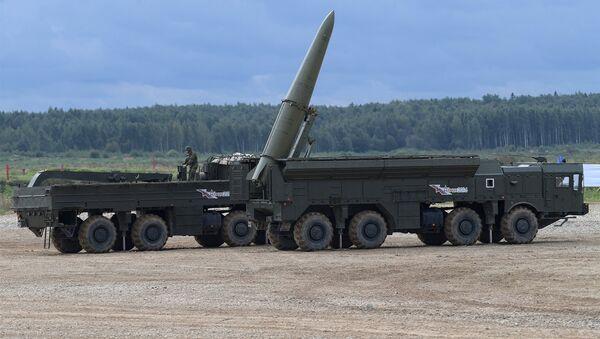 Ракетный комплекс Искандер-М - Sputnik Արմենիա