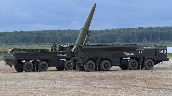 Ракетный комплекс Искандер-М - Sputnik Армения