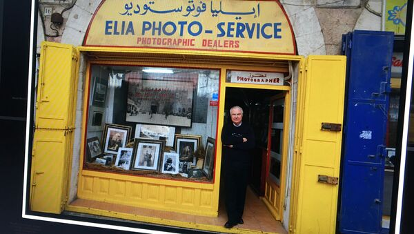 Elia Photo Service в Иерусалиме - Sputnik Армения
