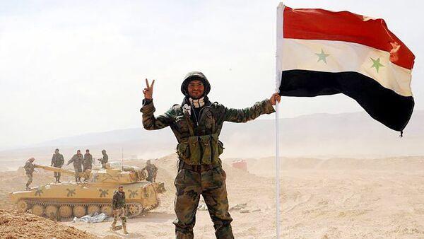 Сирийская армия прорвала осаду города Дейр-эз-Зор - Sputnik Армения