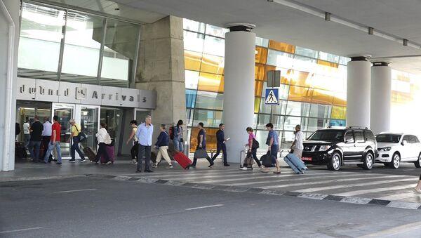 Звартноц международный аэропорт - Sputnik Армения