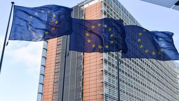 Заседание Европейского Совета в Брюсселе - Sputnik Армения