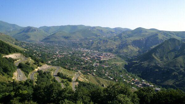 Город Горис в Армении - Sputnik Արմենիա