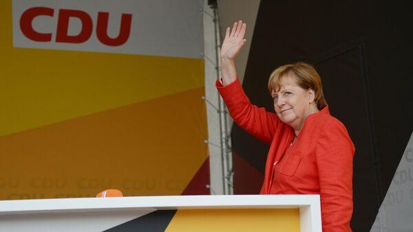 Канцлер Германии Ангела Меркель - Sputnik Армения