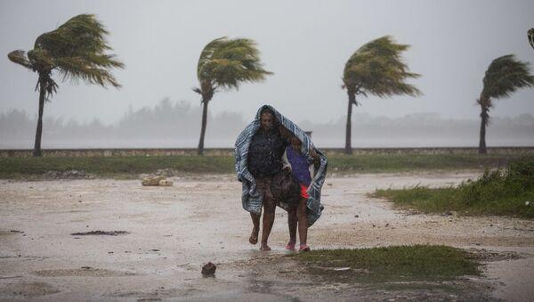 Ураган Ирма достиг Кубы - Sputnik Армения