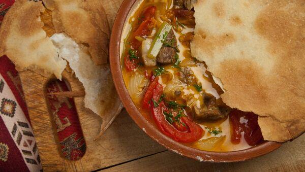 Армянское национальное блюдо - Sputnik Армения