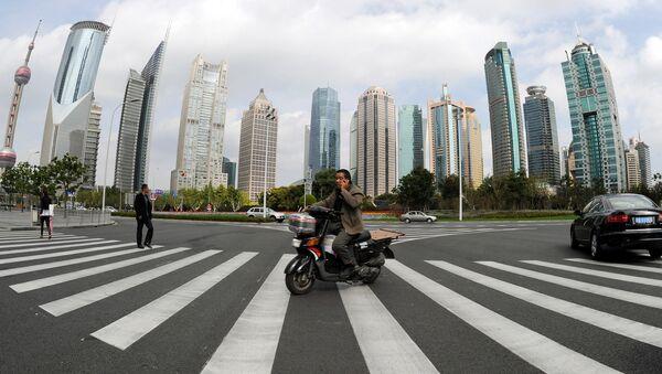 Китай, Шанхай - Sputnik Армения