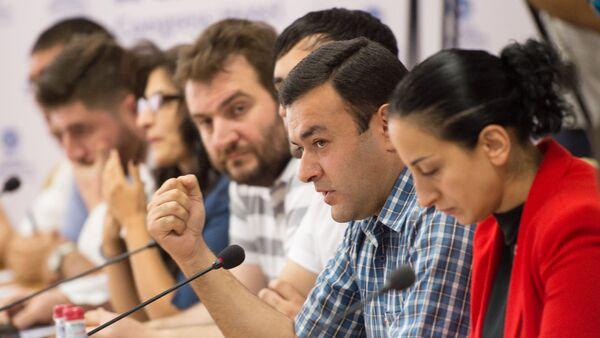 Забастовка адвокатов. Ерванд Варосян - Sputnik Արմենիա