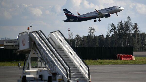 Самолеты в аэропорту Шереметьево - Sputnik Արմենիա