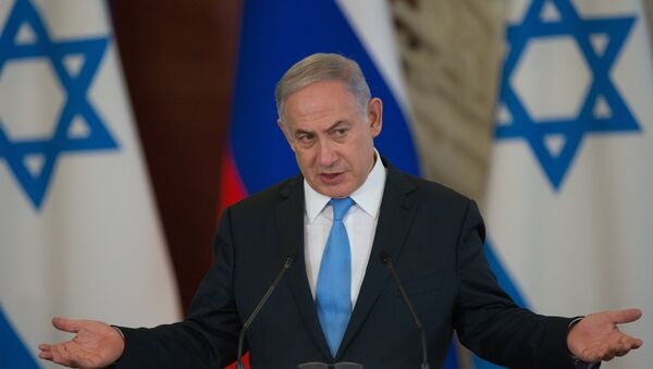 Премьер-министр Израиля Биньямин Нетаньяху  - Sputnik Армения