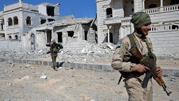 Сирийские повстанцы - Sputnik Армения