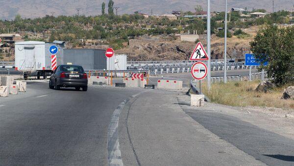 Автодорога Север-Юг - Sputnik Армения