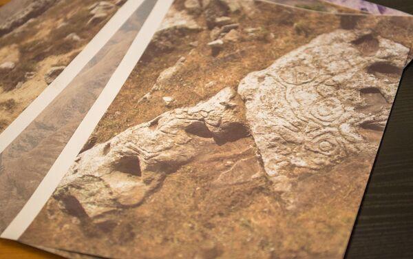 ПК по итогам археологических раскопок в Арцахе - Sputnik Армения