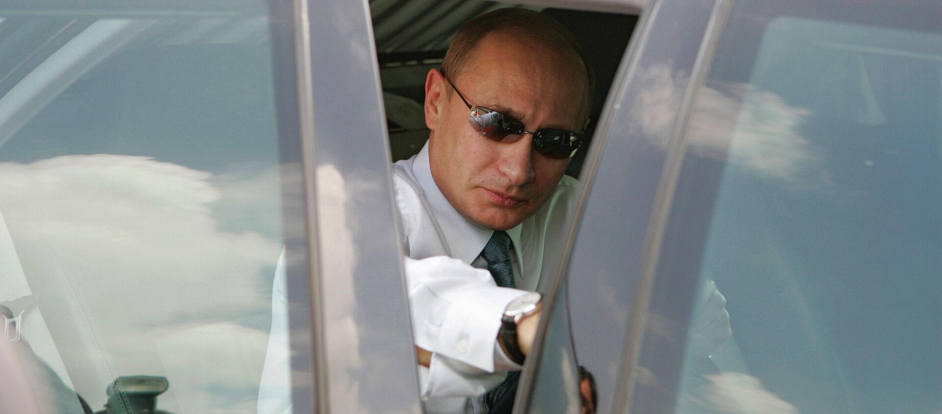 Президент России Владимир Путин прибыл в Ханой (Вьетнам) - Sputnik Արմենիա, 1920, 07.07.2021
