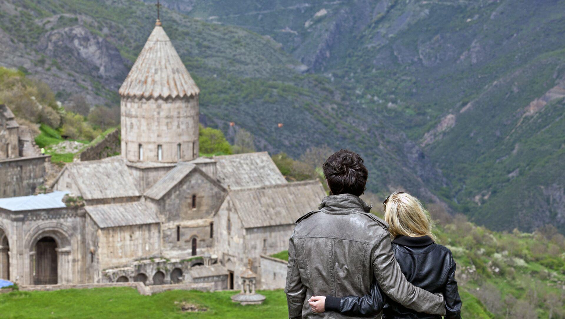 Татевский монастырь  - Sputnik Արմենիա, 1920, 29.07.2021