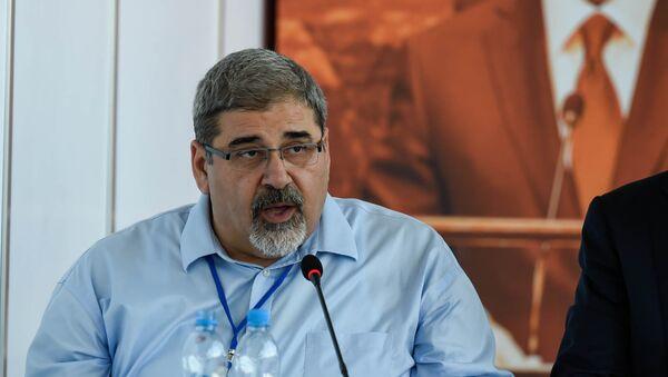 Киро Маноян на форуме Армения-Диаспора - Sputnik Армения