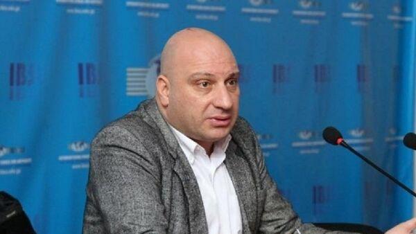 Ника Читадзе, Политолог, Эксперт - Sputnik Армения