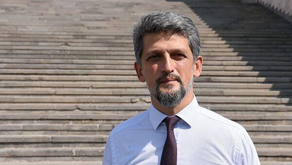 Каро Пайлан на форуме Армения-Диаспора - Sputnik Армения