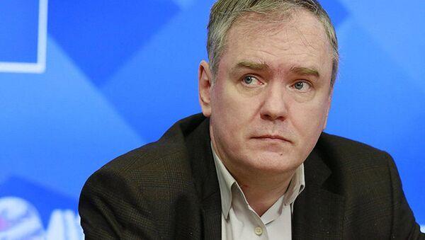 Генеральный директор Института региональных проблем Дмитрий Журавлев - Sputnik Армения