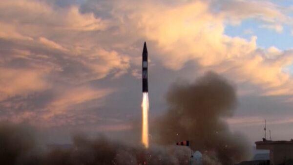 Запуск баллистической ракеты в Иране - Sputnik Армения