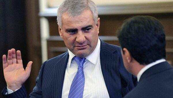 Предприниматель, владелец группы Ташир Самвел Карапетян - Sputnik Արմենիա