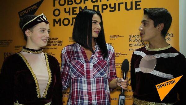 """Как участники шоу """"Ты супер! Танцы"""" из Армении готовятся к выступлению - Sputnik Армения"""
