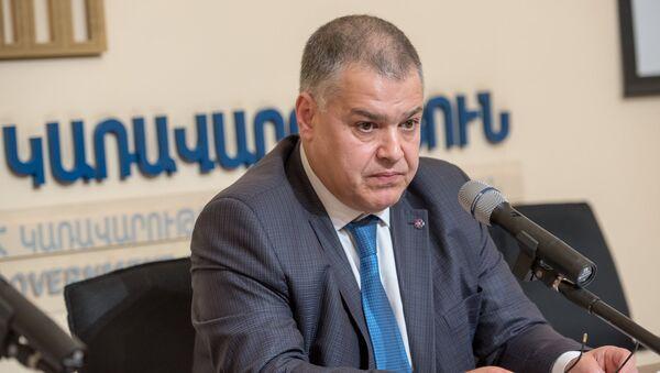 Давид Арутюнян - Sputnik Армения