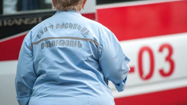 Машина скорой помощи - Sputnik Արմենիա