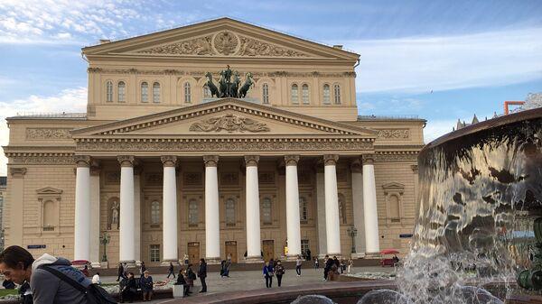 Здание Большого театра, Москва - Sputnik Армения