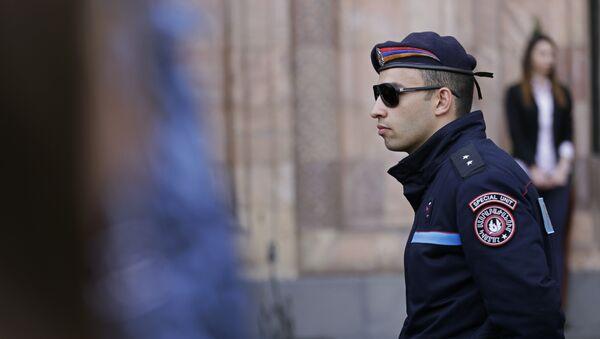 Полиция. Специальное подразделение - Sputnik Армения