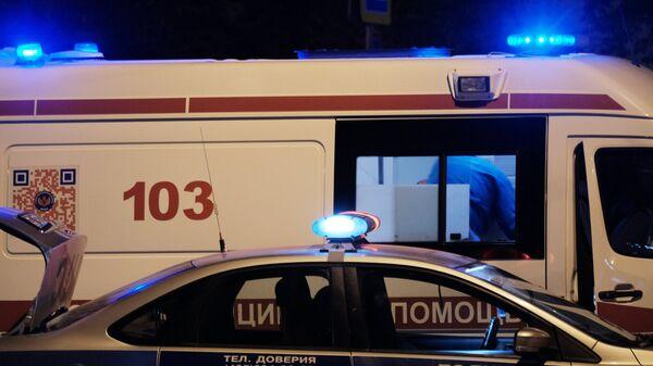 Полиция и скорая помощь - Sputnik Արմենիա