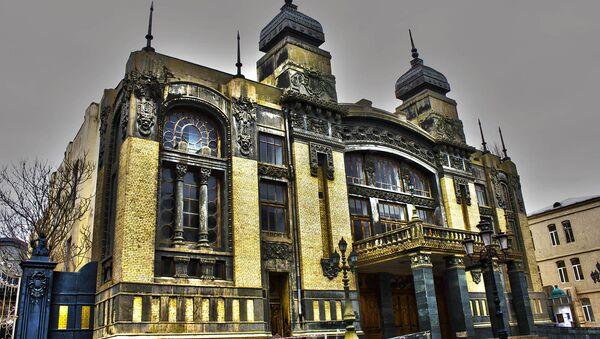 Азербайджанский государственный академический театр оперы и балета имени Ахундова - Sputnik Армения