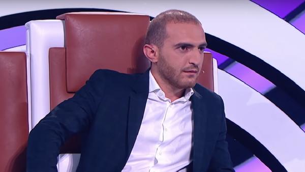 Нарек Гевондян, проект Удивительные люди - Sputnik Армения