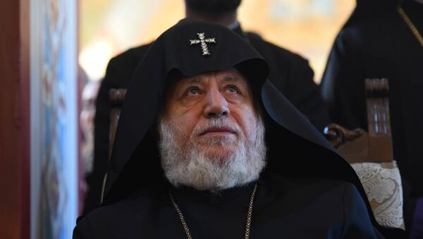 Католикос Гарегин II - Sputnik Արմենիա