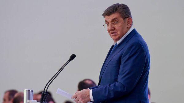 Международный форум евразийского партнёрства. Ара Абрамян - Sputnik Армения