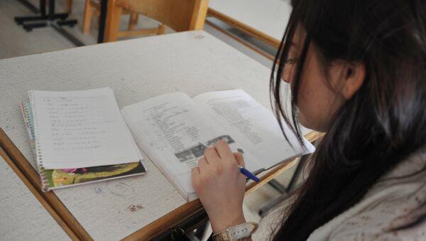 Школьница - Sputnik Արմենիա