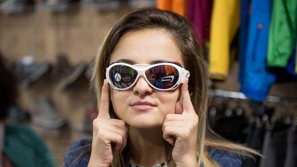 Девушка в очках - Sputnik Արմենիա