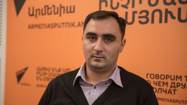 Бабкен Пипоян - Sputnik Արմենիա