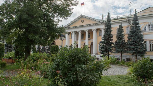 Посольство Армении в России - Sputnik Армения